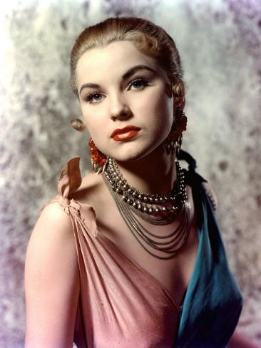 Debra Paget, Early 1950s Photo