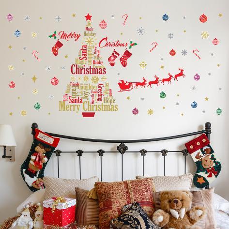 Decoracin navidea frases en ingls vinilo decorativo en decoracin navidea frases en ingls vinilo decorativo urtaz Images