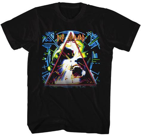 Def Leppard Hombre Hysteria Cover Camiseta qeDBdNEMJb
