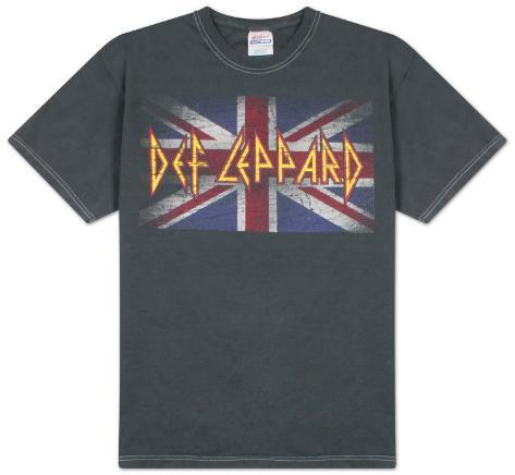 Def Leppard - Vintage Jack Overdye T-Shirt