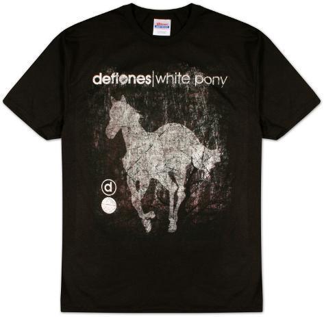 Deftones - Scratch Pony T-Shirt