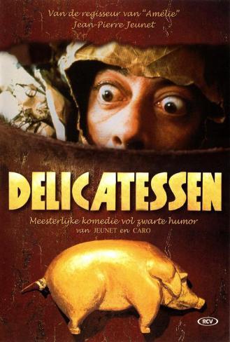 Delicatessen - Danish Style Poster