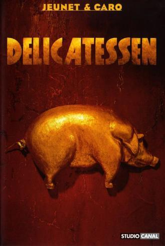 Delicatessen - French Style Poster