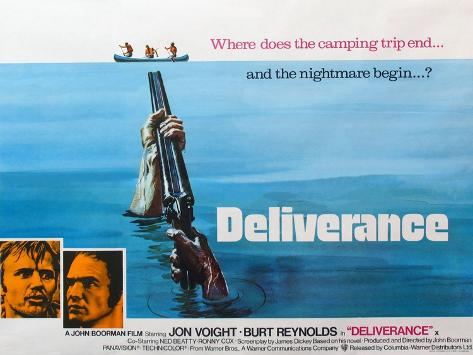 Deliverance, 1972 Giclee Print