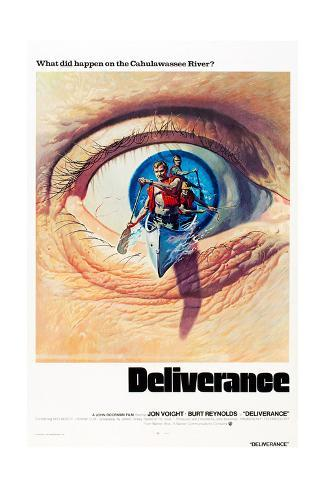 Deliverance, 1972 Art Print