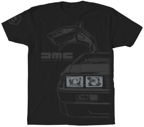 Delorean - Door T-Shirt