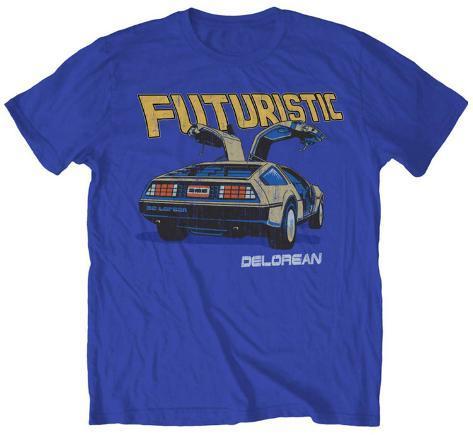 Delorean Motor Co. - Futuristic T-Shirt