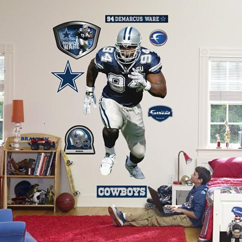 DeMarcus Ware Wall Decal