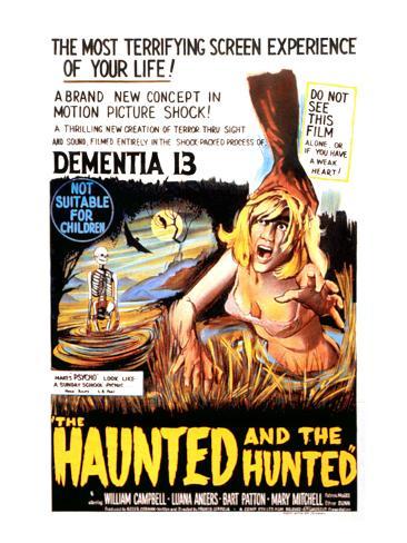Dementia 13, (aka the Haunted And the Hunted), Luana Anders, 1963 Photo