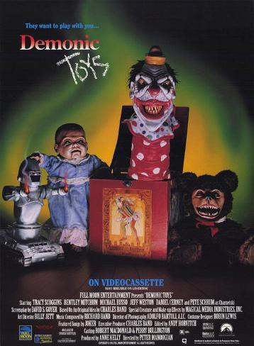 Demonic Toys Masterprint