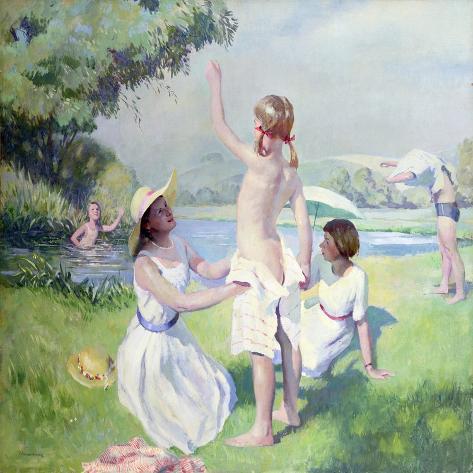 Summer Giclee Print