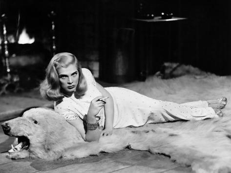 Desert Fury, Lizabeth Scott, 1947 Photo