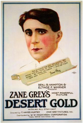 Desert Gold Impressão original
