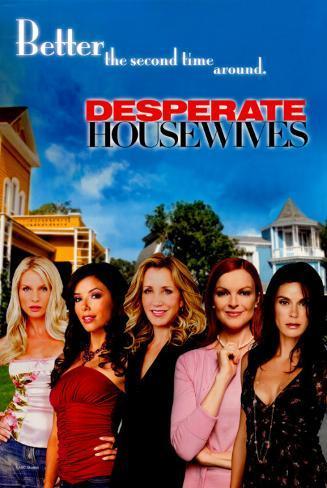 Desperate Housewives Masterprint