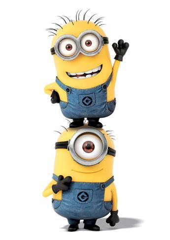 Despicable Me 2 - Minions Stampa master