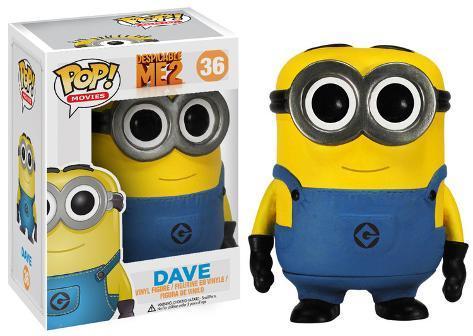 Despicable Me - Dave POP Figure Juguete