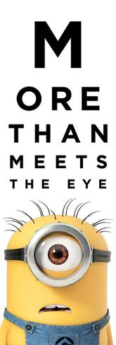Despicable Me - More Than Meets The Eye Poster