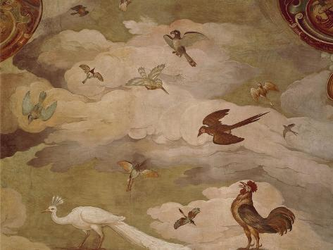 Detail from Hunting Scene, 1574-1581 Giclee Print