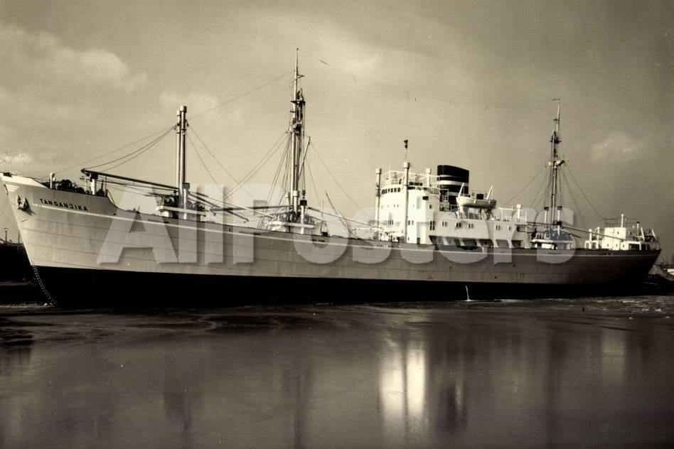 Deutsche Afrika Linien, Frachtmotorschiff Tanganjika