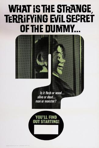 Devil Doll, 1964 Art Print