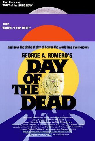Dia dos Mortos Pôster