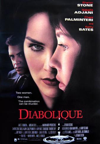 Diabolique Original Poster