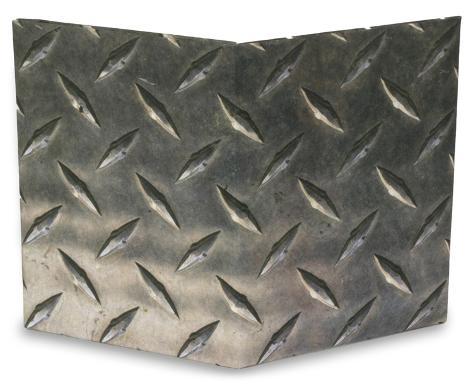 Diamond Plate Mini Tyvek Mighty Wallet Wallet