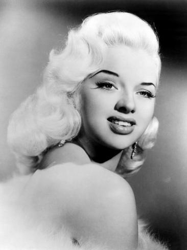 Diana Dors, c.1957 Photo