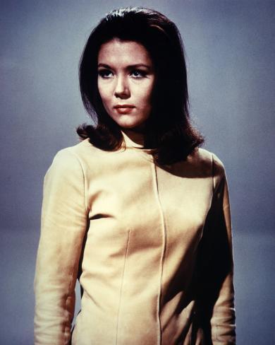 Diana Rigg - The Avengers Photo