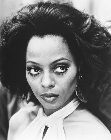 Diana Ross - Mahogany Fotografia