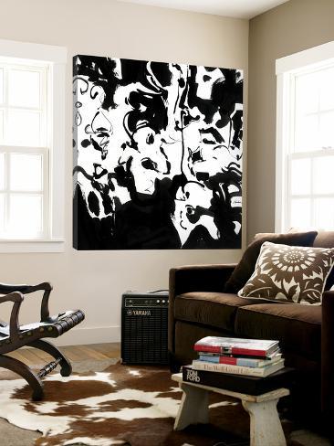 Black 4 Loft Art