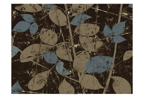 Leafy Life Art Print