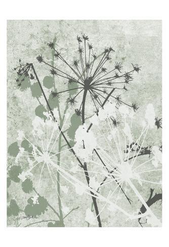 Tranquil Grass 1 Art Print