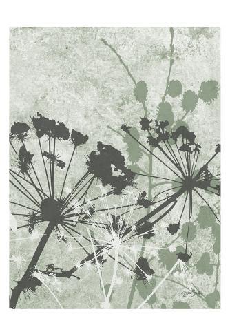 Tranquil Grass 2 Art Print