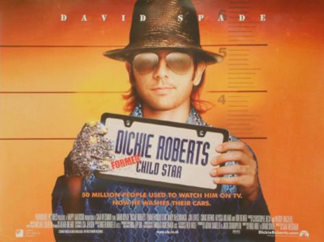 Dickie Roberts (ex-niño prodigio) Póster original