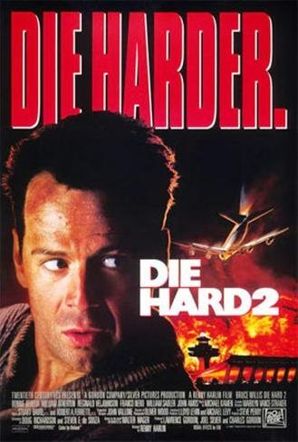 Die Hard 2 Original Poster