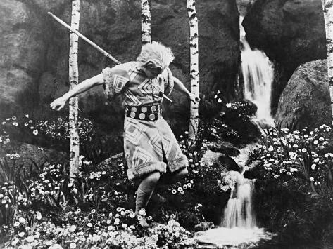 Die Nibelungen: Siegfried, 1924 Impressão fotográfica