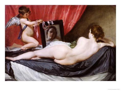 The Rokeby Venus, circa 1648-51 Giclee Print