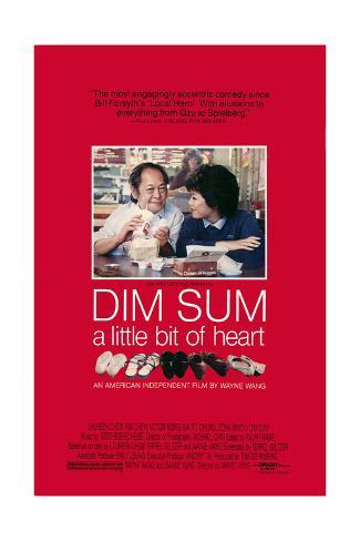 Dim Sum Art Print
