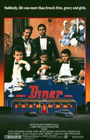 Diner Masterprint