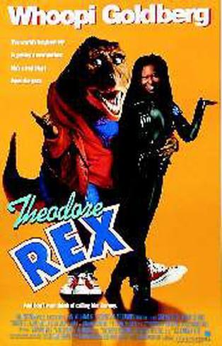 Dino Rex Póster original