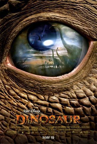 Dinosaur Poster originale