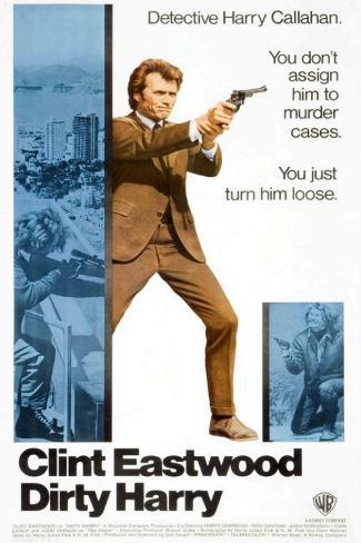 Dirty Harry Masterprint
