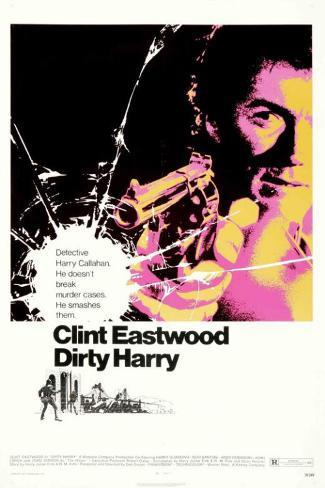 Dirty Harry Masterprint