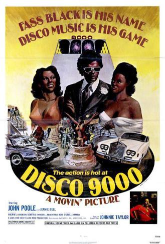 Disco 9000 Poster