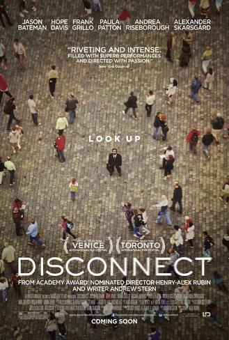 Disconnect Movie Poster Masterprint