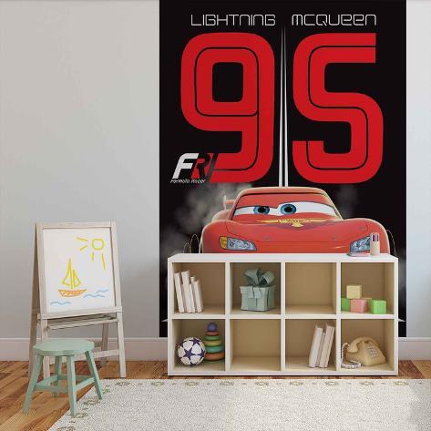 Disney Cars - Lightning McQueen Number 95 Wallpaper Mural