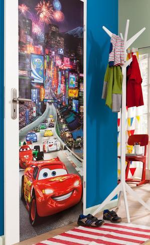 Disney Cars - Tokyo Carta da parati decorativa