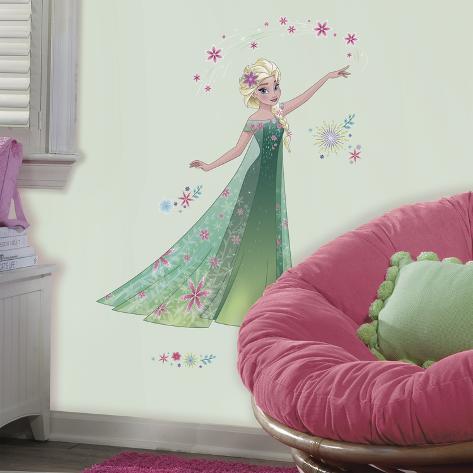 Disney Frozen Fever Elsa Wall Decal
