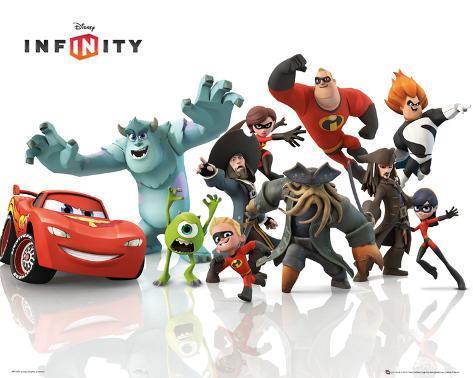 Disney Infinity - Starter Pack Mini poster